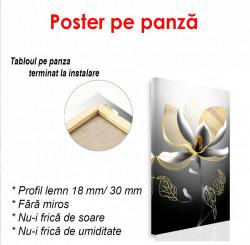Poster, Floare aurie plină de farmec 2