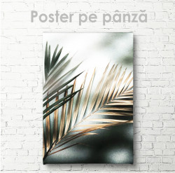 Poster, Frunze de palmier