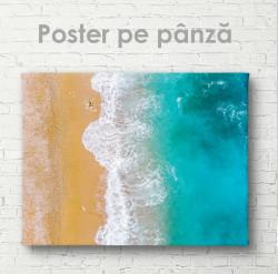 Poster, Marea și nisipul