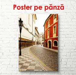 Poster, Stradă frumoasă