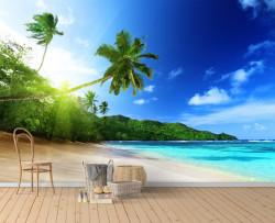 Fototapet, Plaja pe insule