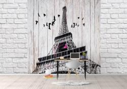 Fototapet, Turnul Eiffel