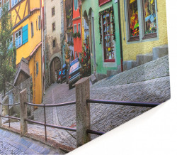 Multicanvas, Orașul antic.