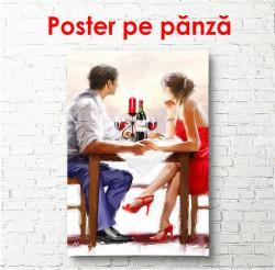 Poster, Cina romantica