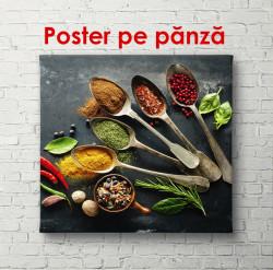 Poster, Condimente diverse