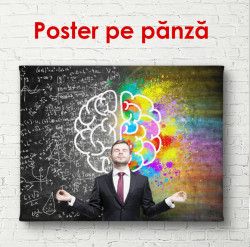 Poster, Două tipuri de gândire
