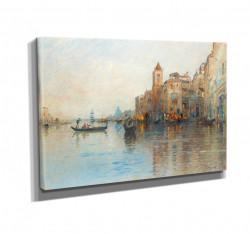 Poster, Oraș pe apă