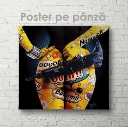 Poster, Pop-art
