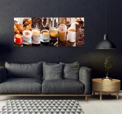 Tablouri Canvas, Set de iubitor de cafea