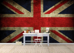 Fototapet, Drapelul Marii Britanii