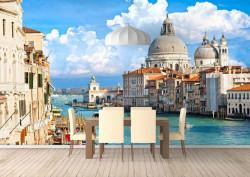 Fototapet, Veneția-orașul minunilor