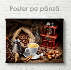 Poster, Cafea aromată