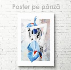 Poster, Fata din vis