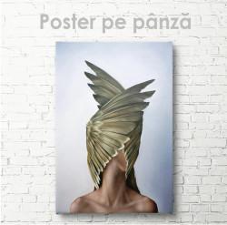 Poster, Lebăda de aur