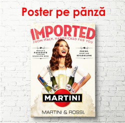 Poster, Martini