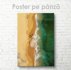 Poster, Plaja sălbatică 1