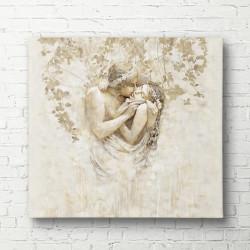 Poster, Sărut