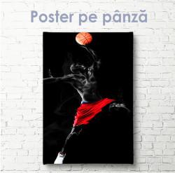 Poster, Un moment frumos în joc