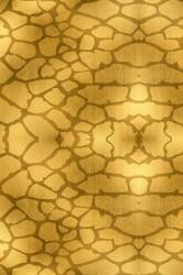 Tablou, Abstracția galbenă