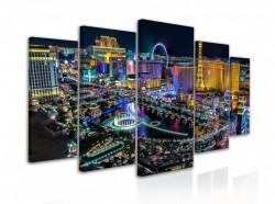 Tablou modular, Las Vegas