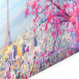 Tablou modular, Parisul primăvara.