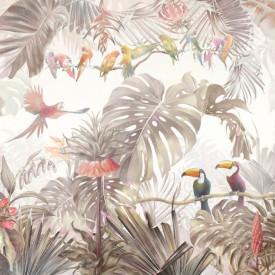 Fototapet, Fantezie tropicală