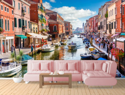Fototapet, Veneția