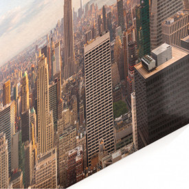 Multicanvas, Dimineața în New York