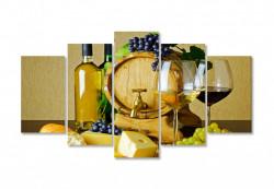 Multicanvas, Vinul cu cașcavalul