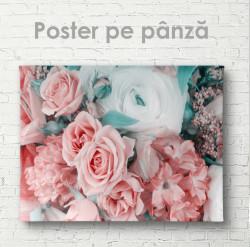 Poster, Buchet delicat de flori