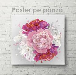 Poster, Bujori