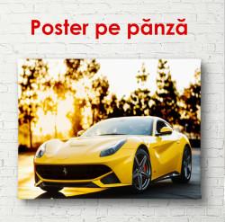 Poster, Ferrari