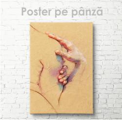 Poster, Siluetă 1