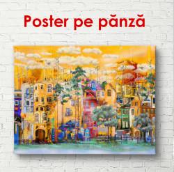 Poster, Starea de spirit urbană