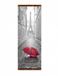 Roll-up, Plouă în Paris