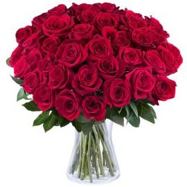 Poze Semne de Dragoste: 41 de trandafiri