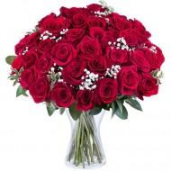 Dragoste Poetica: 35 de trandafiri