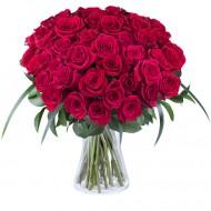 Dragoste Parfumata: 51 de trandafiri