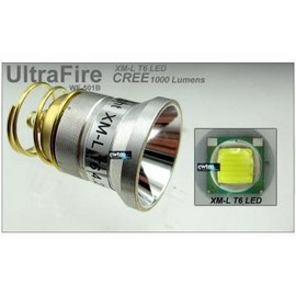 Poze Lanterna Ultrafire CREE LED Xm-l T6 Flashlight Torch 1000Lm