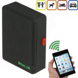 Poze Sistem GPS tracker mini locator GSM/GPRS Track System