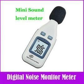 Poze Sonometru digital sound meter aparat masura sunet zgomot