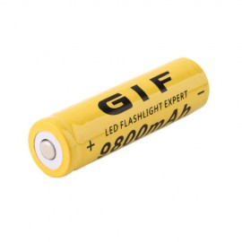 Poze Acumulator baterii reincarcabile 3.7V 9800mAh Lithium-Ion