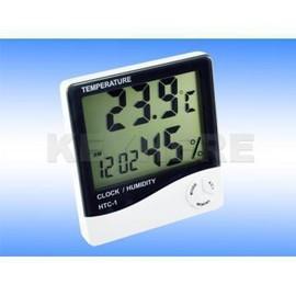 Poze Termometru digital, higrometru, alarma ceas
