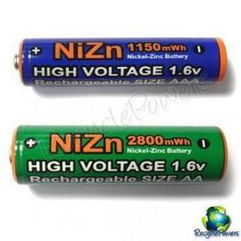 Poze Acumulatori baterii reincarcabile AAA 1,6v 1150mAh Ni-Zn