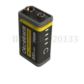 Acumulator baterii reincarcabile 9V 800mah Lithium-Polimer