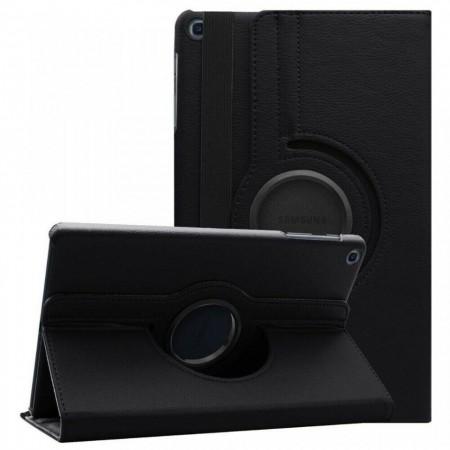 Husa rotativa Samsung Galaxy Tab A T510 T515 (2019), 10.1 neagra