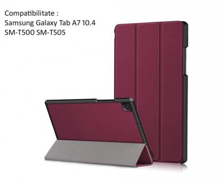 Husa tip carte pentru tableta Samsung Galaxy Tab A7 10.4