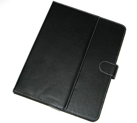 Husa din piele ecologica - universala - pentru tablete de 9.7 inch