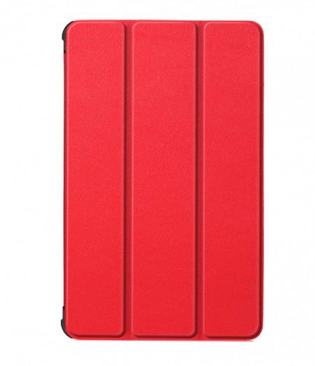 Husa de culoare rosie pentru tableta LENOVO Tab M8 TB-8505