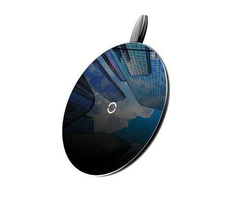 Incarcator wireless Baseus 10W Qi Fast charging - Black edition